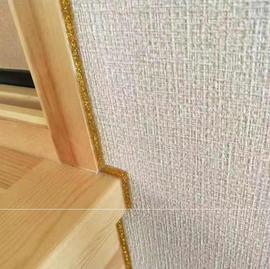阴阳角自带胶吊顶装饰线条自粘封边背胶贴条厨房美边线自粘带客厅