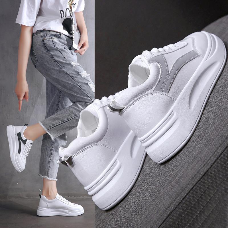 (用50元券)2019秋款网红抖音同款显瘦小白鞋
