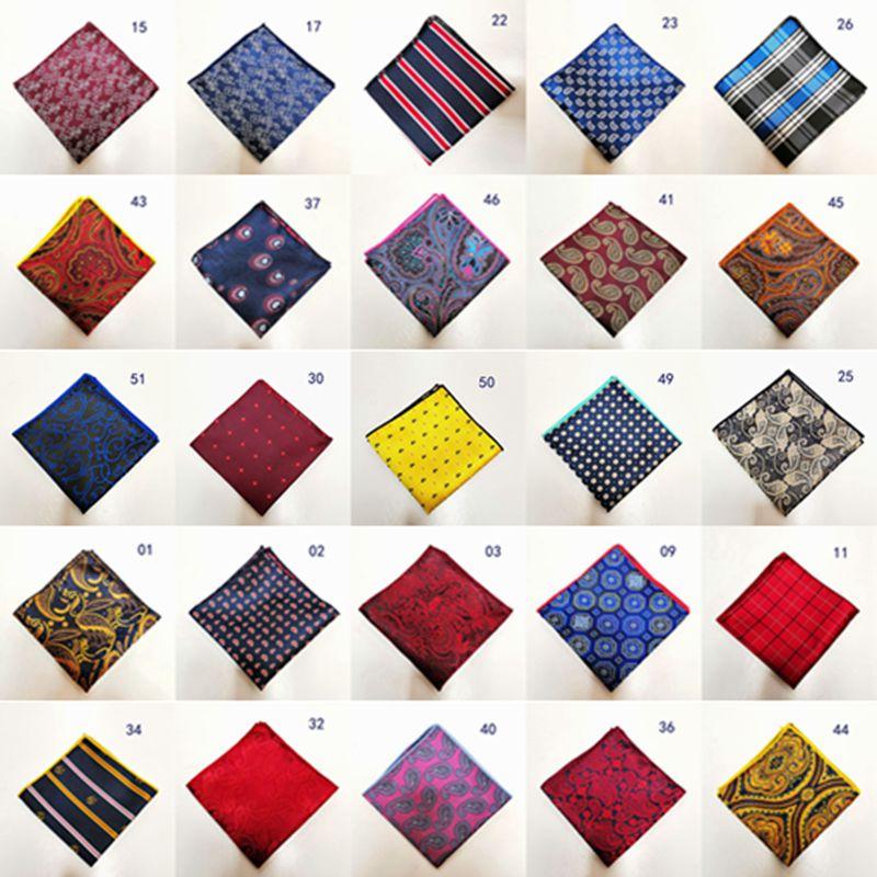 Mens business wedding suit pocket towel British scarf silk scarf Wedding Handkerchief chest towel suit pocket towel
