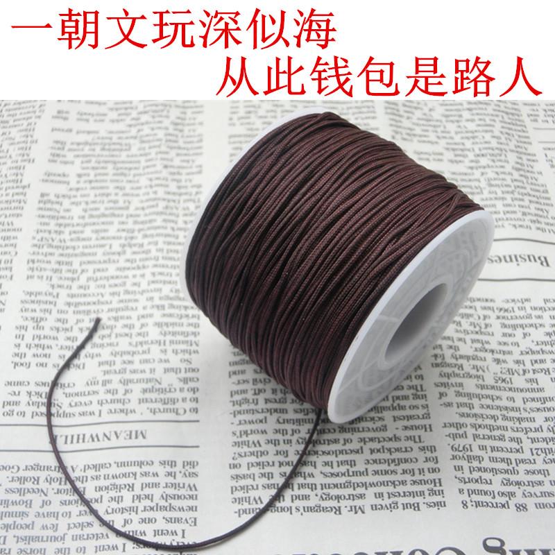 手串绳无弹力玉线