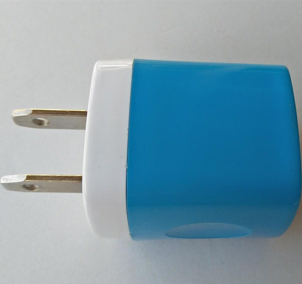 电源适配器USB数码充电器,金盾5V2.1A适用平板电脑手机等