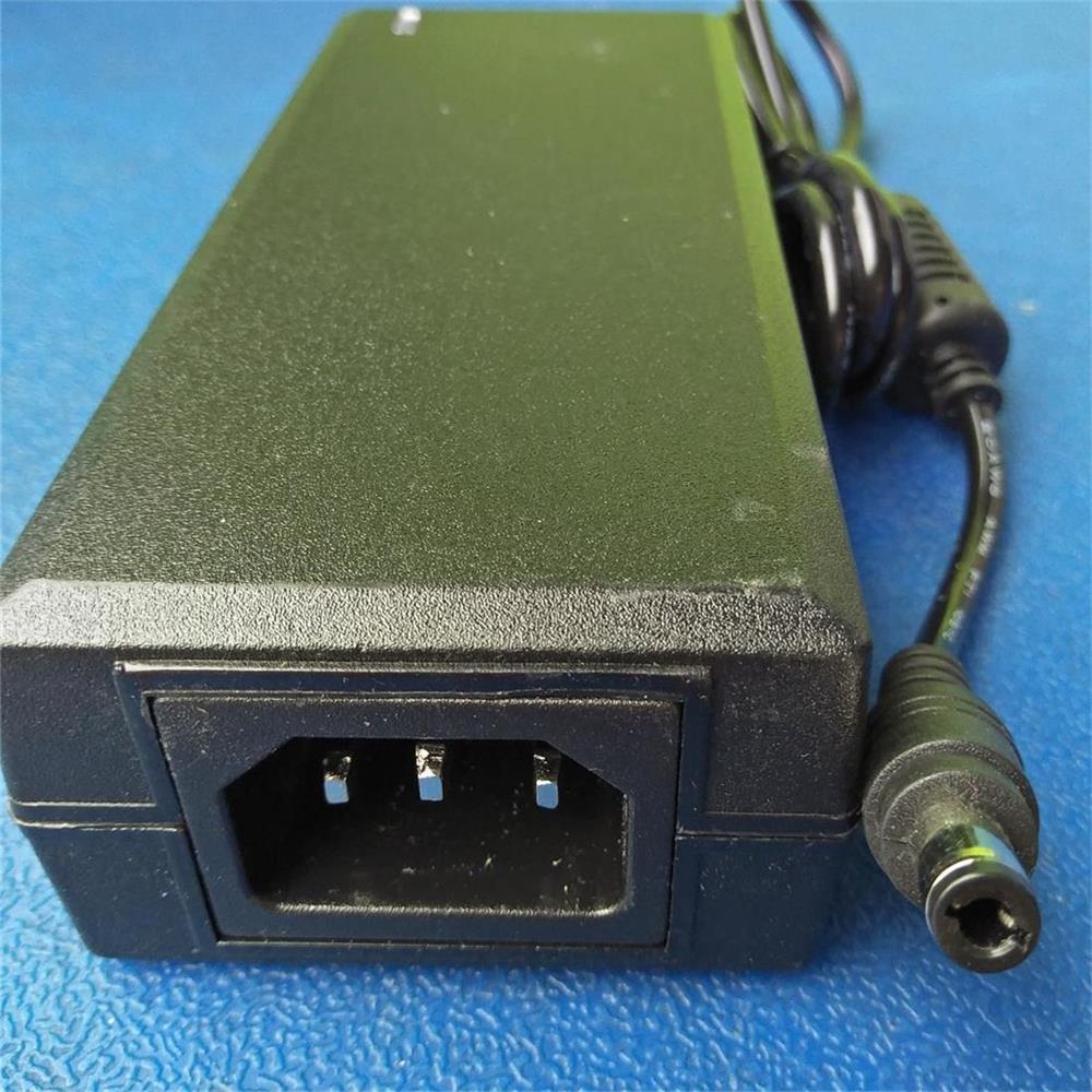 电源适配器充电器12V4A5A,标准大圆口5.5*2.5接口适用于显示器等