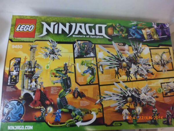 lego 9450全新绝版停产未开绿忍者热销1件限时抢购