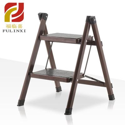 福临喜梯子家用人字梯二步梯凳两步梯二步踏梯儿童梯子三步梯架子