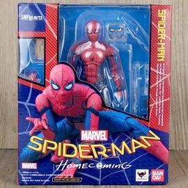 英雄归来返校季电影版蜘蛛侠关节合金可动手办模型 小虫人偶玩具图片