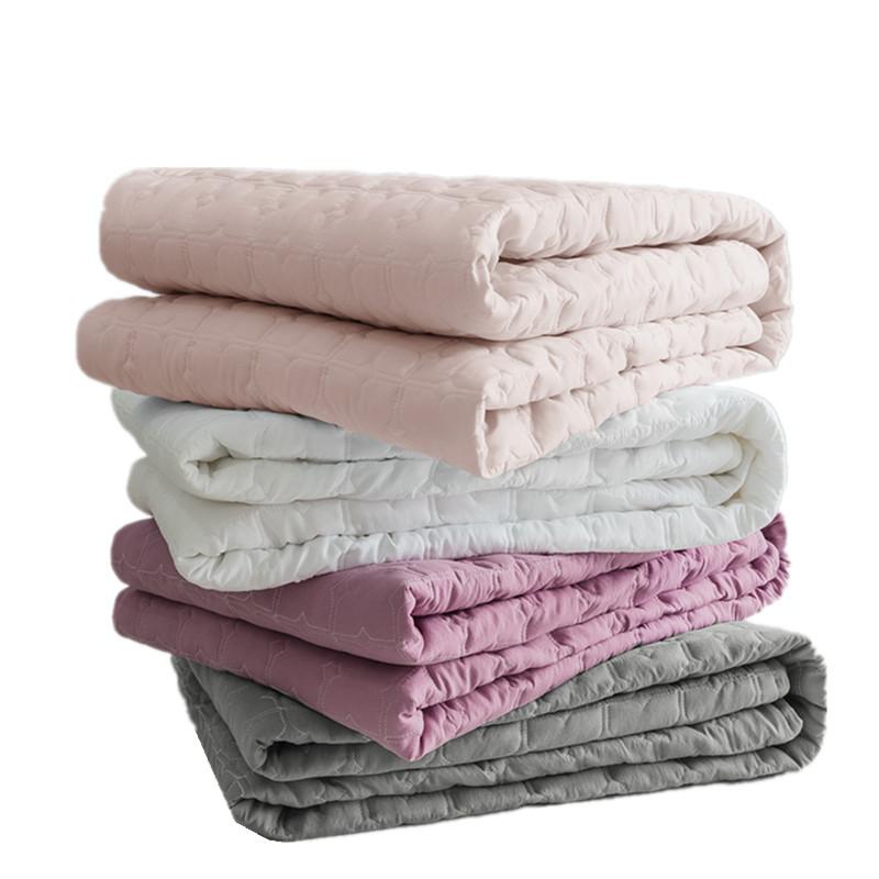 纯棉床笠单件夹棉席梦思保护套加厚防滑床垫套1.8m全包可拆卸床罩