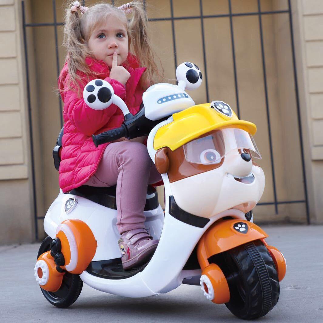 儿童电动摩托车可坐人男女孩宝宝婴幼儿小孩三轮车电瓶充电玩具童券后178.00元