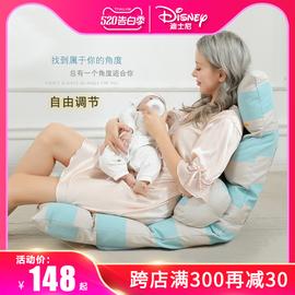 喂奶神器新生儿哺乳椅坐月子床上抱娃护腰婴儿防吐奶宝宝靠背枕头图片