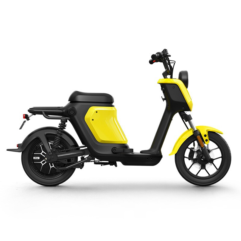 Calf electric vehicle uqis power version electric bicycle intelligent lithium battery men and womens general portable