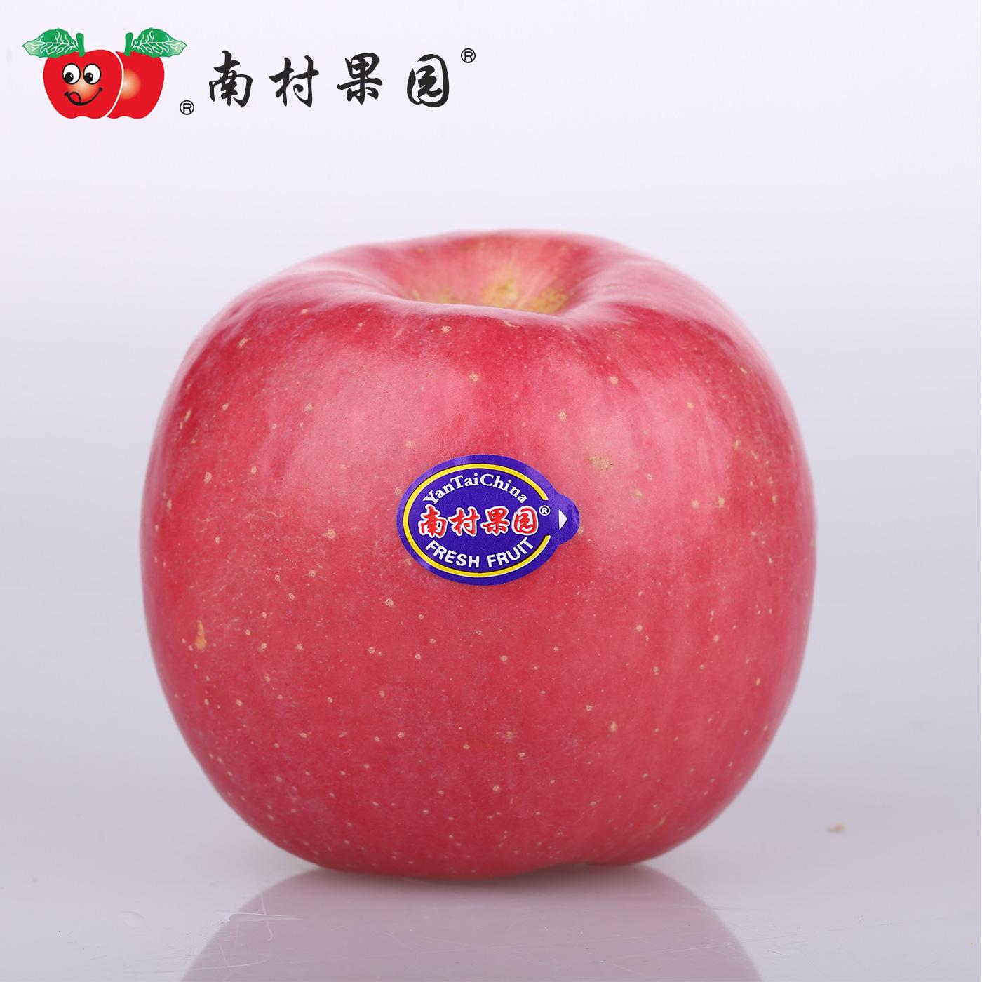 DDD Apple 95 big fruit 9 Jin Yantai special apple fruit