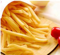 冷冻直薯条KFC油炸小吃速冻薯条KFC袋62kgLS500蓝威斯顿薯条