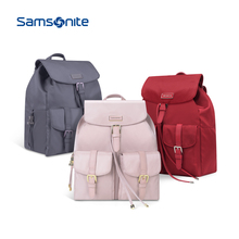 Samsonite/New Fashion Fashion Recreational Shoulder Pack Large Capacity Urban Male and Female Shoulder Pack 34N