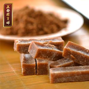正安生活 红糖山楂条 红糖红枣山楂块酸甜开胃口感浓郁 250g