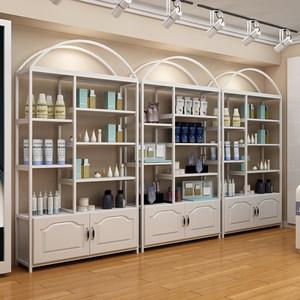 化妆品展示柜隔断自由组合美容货架