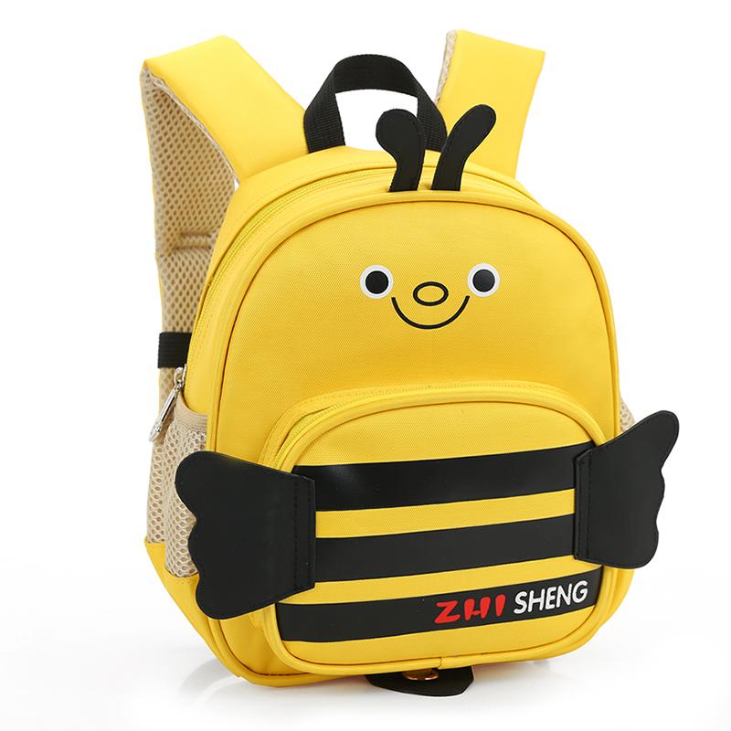 日韩版迷防水小书包1-3-4岁幼儿园宝宝可爱卡通猫咪迷你双肩背包2