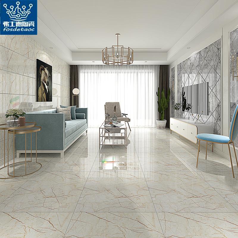 Фошань кинтана мрамор керамическая плитка 800x800 софи специальный золото кирпич гостиная спальня фон стена этаж кирпич