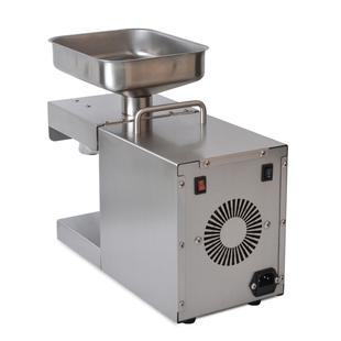 家用花生榨油机不锈钢商用中型小型全自动香油机冷热炸油机大功率品牌