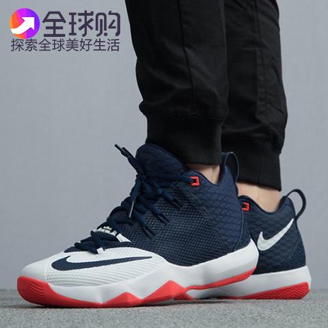 詹姆斯使节9代篮球鞋LBJ8男子低帮外场实战运动鞋 852413-001 441