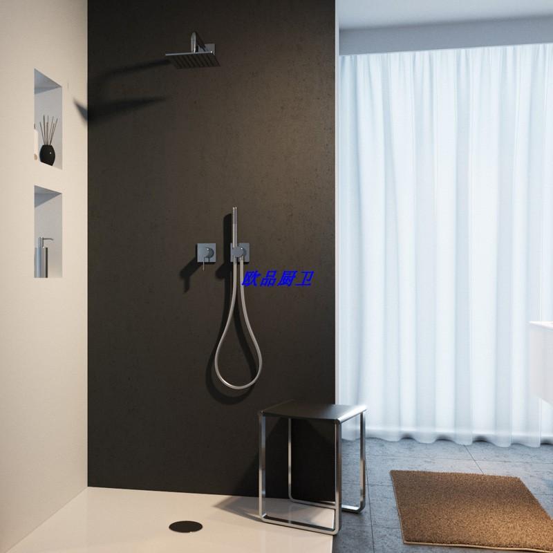 德国凯高Keuco IXMO 暗装淋浴 59603010002 59602010002