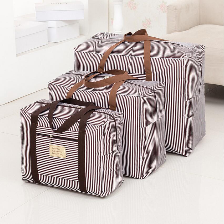 加厚特大號牛津布棉被衣服可水洗收納袋搬家袋袋防塵袋軟收納箱