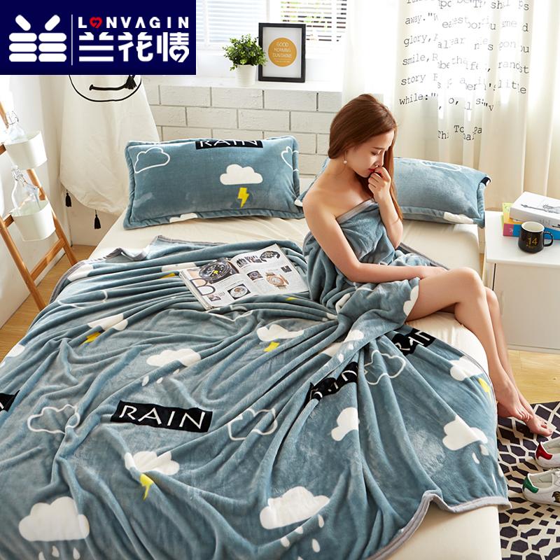 Фланель шерстяные одеяла зима вздремнуть крышка одеяло утолщённый сохраняющий тепло коралл одеяла ребенок один двуспальная кровать однократный сын