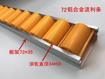 60 72 aluminum alloy fluent sheet metal fluent bar fluent bar Fluency Bar