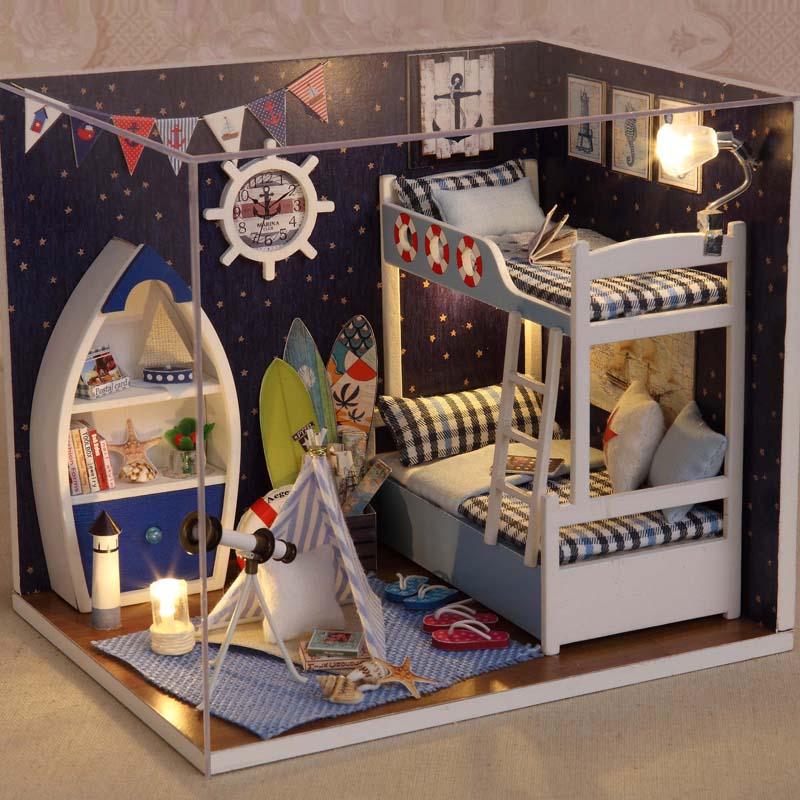 兒童家家娃娃公主小屋 益智女童女孩玩具過生日 10 11 12歲