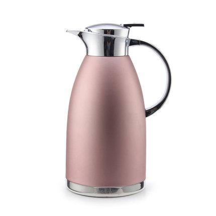 家用304不锈钢大容量欧式保温水壶