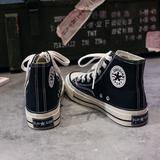 高帮帆布鞋女学生韩版ulzzang2020年春夏新款百搭布鞋流行板鞋子