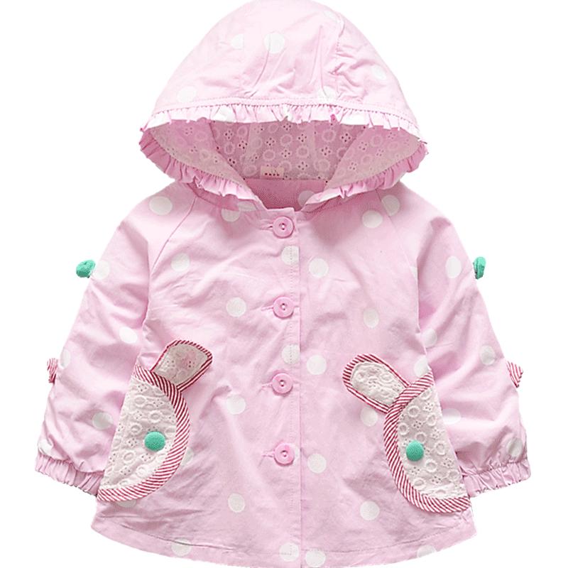 女童 女寶寶 風衣
