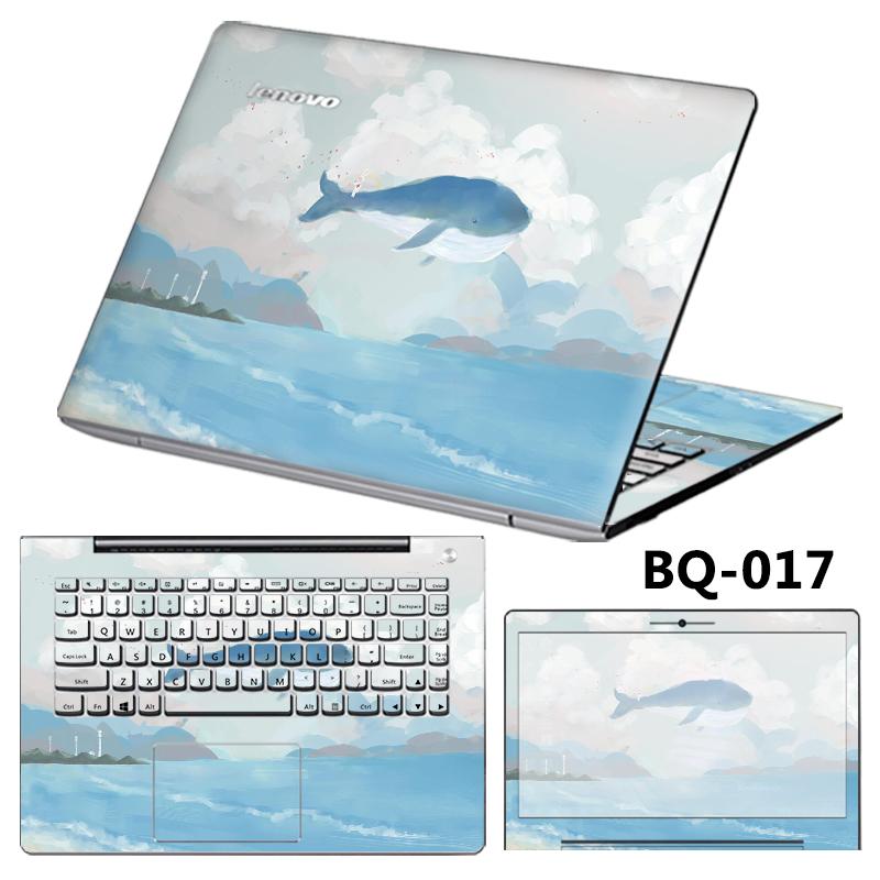 索尼三星宏基惠普筆記本外殼貼膜14寸聯想15.6寸華碩電腦貼紙定製