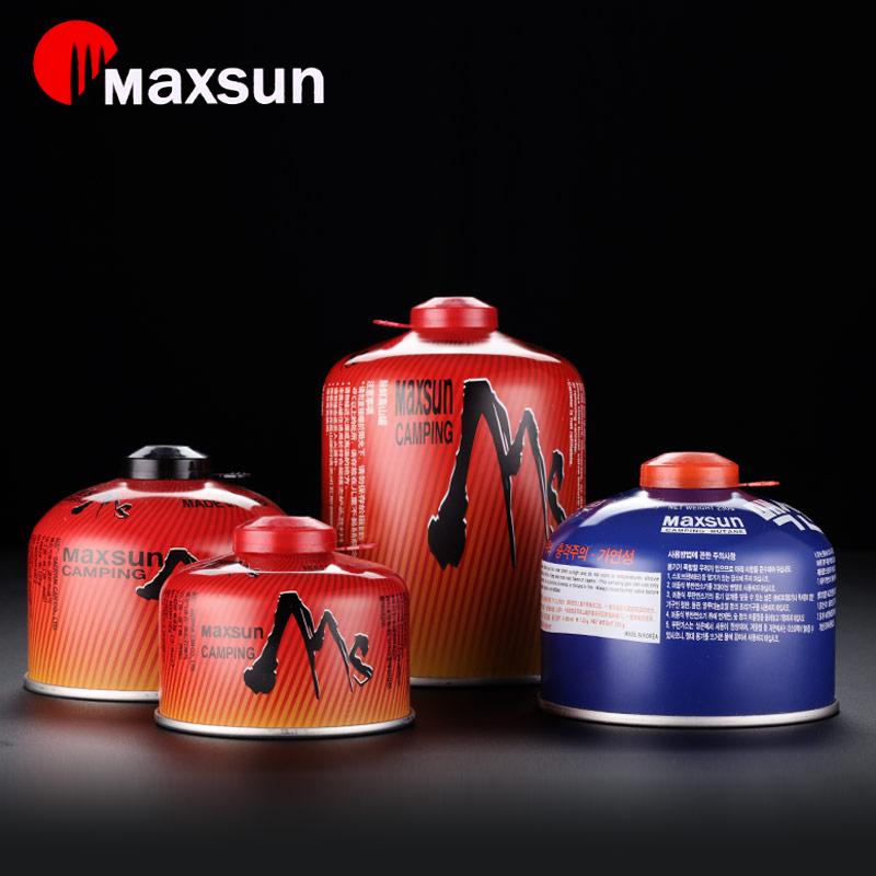 脉鲜户外扁气罐便携式高原高山野外野炊野营炉具瓦斯丁烷燃气煤气
