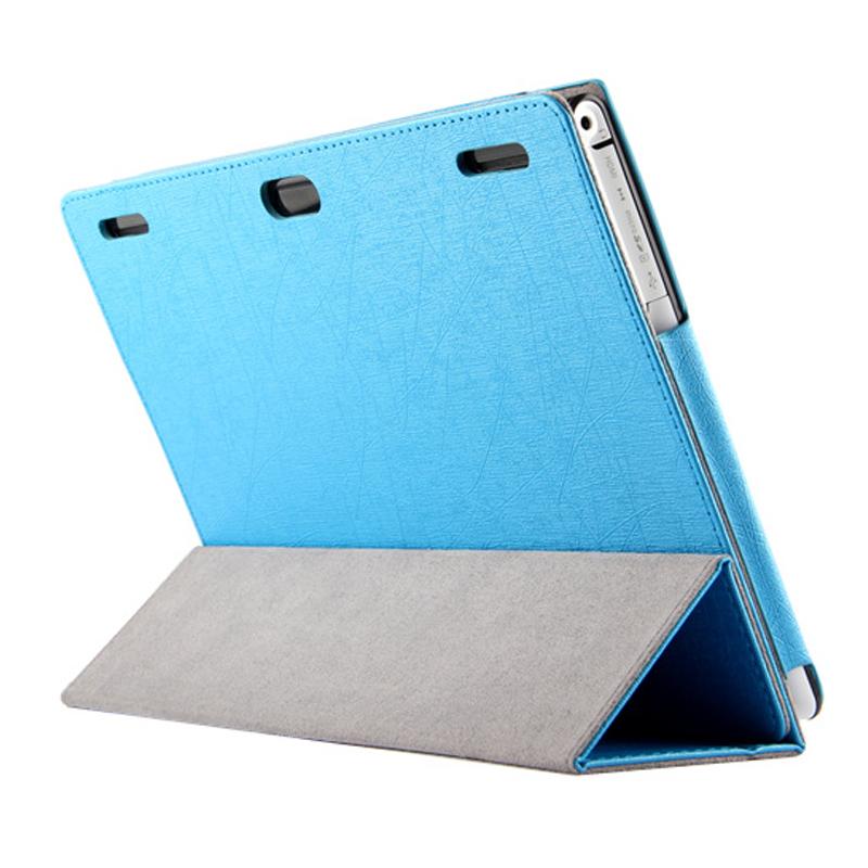 讀書郎G100保護套 皮套G50學習平板電腦10寸家教機 超薄三折套