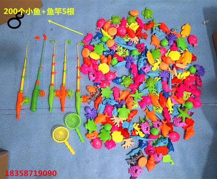 Игрушки с удочкой Артикул 550557699349