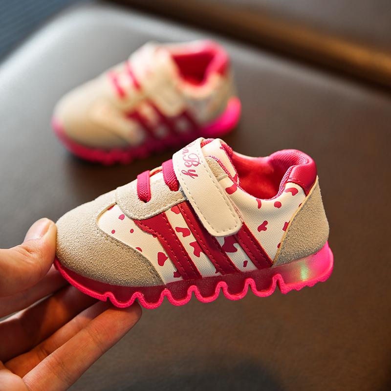 宝宝鞋婴儿学步鞋软底防滑男女童0-1-3一岁2幼儿运动鞋春秋季单鞋