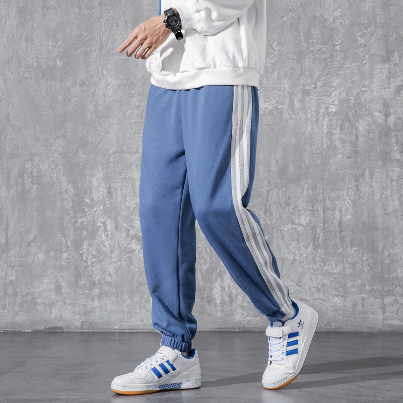 Sportswear mens autumn 2020 new casual pants elastic waist small leg pants jogging pants ds881p30