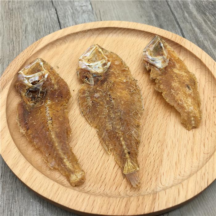 匠农志|河源和平特产农家手工自制油炸咸鱼 80童年味道 翻身咸鱼