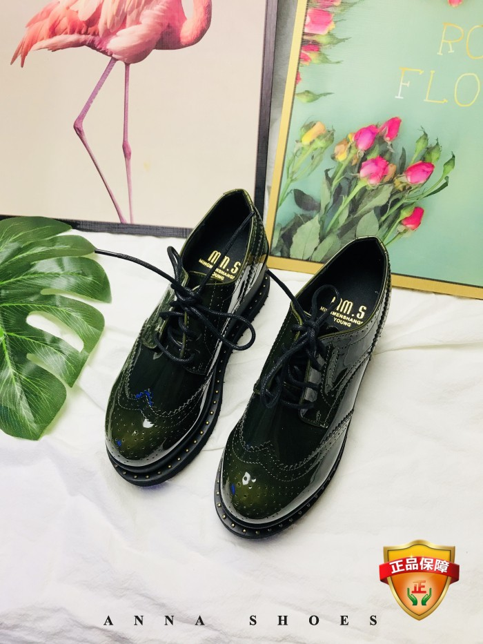 欧洲站欧美风格圆头巴洛克单鞋深口鞋坡跟时尚女鞋学生鞋时尚女鞋