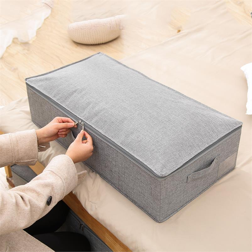 Packing strong case Oxford cloth with cover large storage case large capacity luggage storage bag
