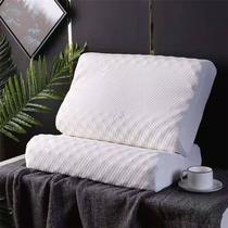 泰國乳膠枕頭進口枕芯單人原裝天然橡膠護頸枕一對裝