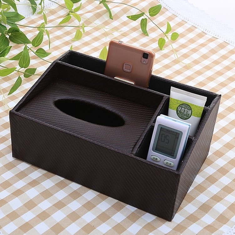 Leather paper towel oke paper box Europe type is