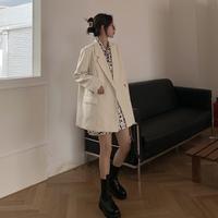 早秋炸街外套2020年新款韩版小西服