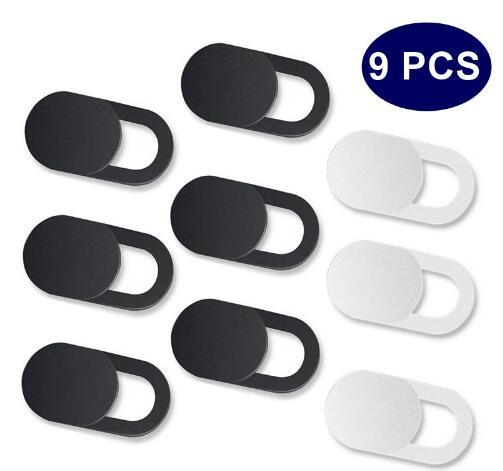 手機攝像頭遮擋貼片筆記本平板電腦防黑客偷窺保護隱私鏡頭滑蓋貼