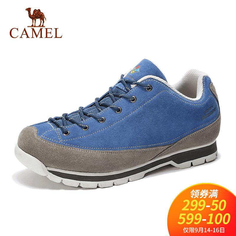 特卖 骆驼男鞋 男士鞋徒步鞋防滑耐磨旅游鞋子运动户外鞋登山鞋男