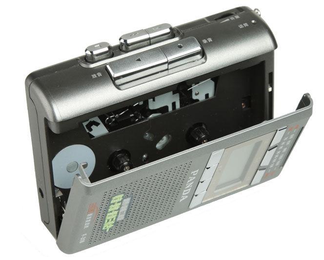 PANDA 熊貓 F~318複讀機正品隨身聽錄音機收錄機卡帶英語磁帶播放