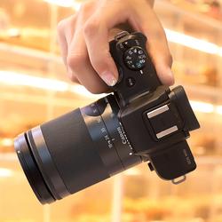 Canon/佳能M50(18-150) 蚂蚁摄影 高清旅游 微单反相机入门级 m50