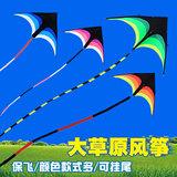 潍坊风筝草原风筝线轮儿童成人长尾巴微风易飞大型新款高档包邮