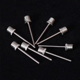 蓝球充气气针打气针管篮球针针头充气打气筒气针气门针充气打图片