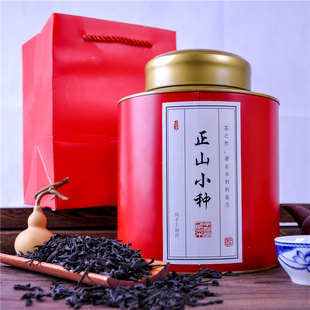 正山小种武夷山红茶浓香一级新春茶