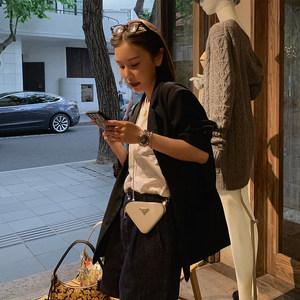 ayuko 2021夏季新款天丝亚麻外套